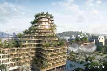 Rueil-Malmaison. Jardins sur les toits, bar-restaurant panoramique : ce que réserve High Garden - actu.fr
