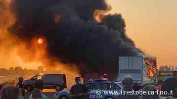 Assalto al portavalori sull'A1 Modena, si indaga anche per tentato omicidio - il Resto del Carlino - il Resto del Carlino
