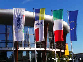 Lapam Zona di Modena a colloquio col Sindaco Muzzarelli - Modena 2000