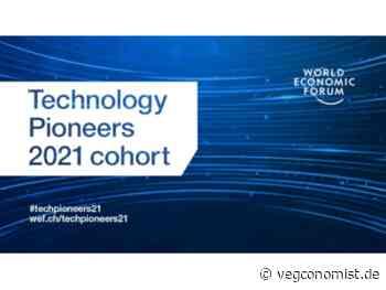 Avant wird vom Weltwirtschaftsforum als Technologie-Pionier ausgezeichnet - vegconomist - das vegane Wirtschaftsmagazin