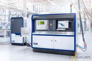 Optisys nutzt SLM Technologie zur Herstellung von Bauteilen für Raumfahrtmissionen - 3Druck.com