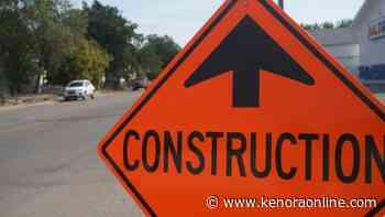 Keewatin Channel Bridge reduced to one lane - KenoraOnline.com