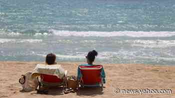 Travel industry anger as Germans flock to Majorca - Yahoo News