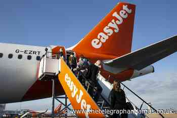 EasyJet to run flights from Leeds Bradford to Belfast from July
