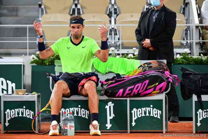 'He gave a tennis lesson to Rafael Nadal', says ATP legend