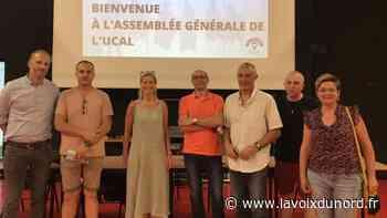 Linselles : l'union des commerçants et des artisans a une nouvelle présidente - La Voix du Nord