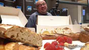 Le boulanger Laurent Rigouin du Fournil de Véro et Laulau à Mimizan débarque avec ses spécialités - France Bleu
