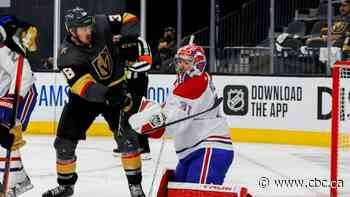 Canadiens even series as Price denies Golden Knights' late rally