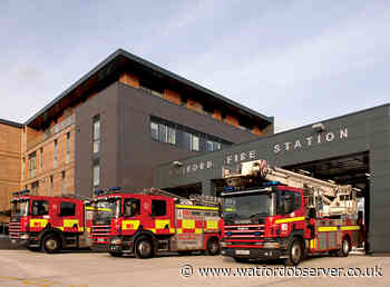 Trial of new fire engines in Hertfordshire to start this year