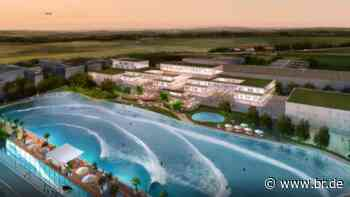 In Hallbergmoos soll Europas größter Surfpark entstehen - BR24
