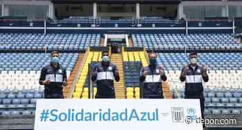 Alianza Lima y ACNUR reafirman su compromiso - Diario Depor