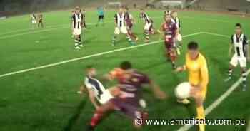 Alianza Lima vs. Santa Rosa: Pando instaló el 2-2 para el club de Andahuaylas con polémico gol - América Televisión