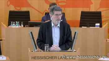 """Gernot Grumbach (SPD): """"Hessen gehört beim Klimaschutz an eine andere Stelle"""" - hessenschau.de"""