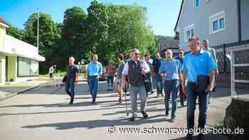 Albstadt - Sanierung macht 2023 Pause - Schwarzwälder Bote