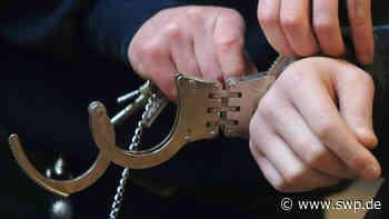 Polizei Albstadt: Schneller Fahndungserfolg: Mutmaßlicher Einbrecher in Haft - SWP