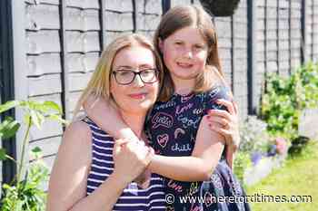 Hereford girl, 9, needs £25,000 to fix hole in her heart
