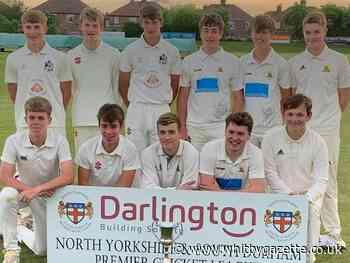 Whitby Cricket Club U17s seal cup final victory - Whitby Gazette
