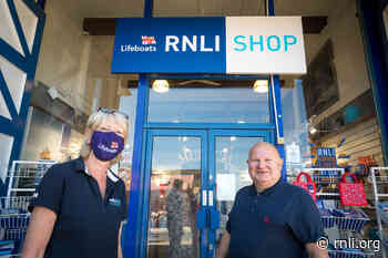 Whitby RNLI Shop needs you.. - rnli.org