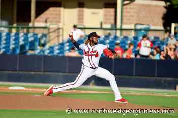 Toussaint pitches rehab assignment as Rome Braves splits first two games with Bowling Green - Rome News-Tribune