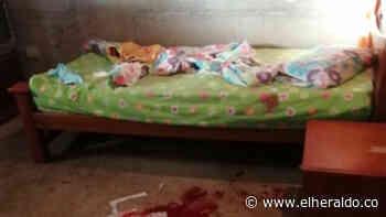 Caso Luruaco: hombre que habría matado a pareja está bajo custodia policial - EL HERALDO