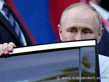 'In life there is no happiness, only the spectre of it': The internet reacts to Putin's gloomy worldview