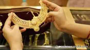 Gold Price Today, 17 June 2021: Gold slips by Rs 900, cheaper by Rs 8600 from record highs