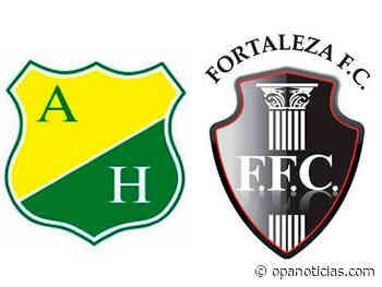 Atlético Huila retomará su camino a la A jugando frente a Fortaleza - Opanoticias
