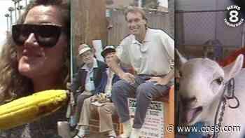 News 8 Throwback: Del Mar Fair memories - CBS News 8