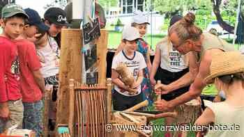 Dobel - Dobler Grundschule wendet sich der Natur zu - Schwarzwälder Bote
