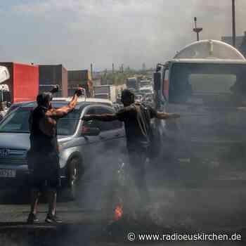Libanesen protestieren mit Generalstreik gegen schwere Krise - radioeuskirchen.de