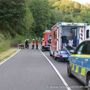 Motorradunfall auf der Panoramastraße - radioeuskirchen.de