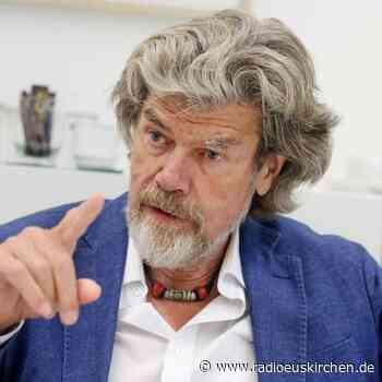 Reinhold Messner sieht manche junge Umweltschützer kritisch - radioeuskirchen.de