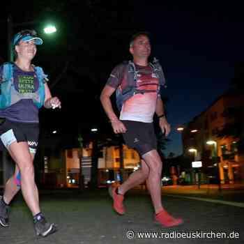Extremsportlerin beginnt 250-Kilometer-Spendenlauf - radioeuskirchen.de