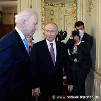 US-Präsident Biden sieht Bewegung im Verhältnis zu Russland - radioeuskirchen.de