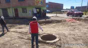 Puno: Contraloría advierte irregularidades en obra de pistas en Ilave - LaRepública.pe