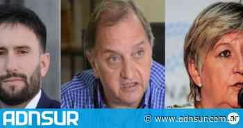 Nueva cumbre del PJ en Comodoro: Leunda, Linares y Nancy González no se bajan de la carrera, y la minería fue un tema central - ADN Sur