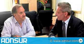 La sorpresiva cumbre entre Arcioni y Linares en Comodoro - ADN Sur