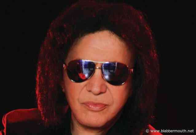 GENE SIMMONS Meets With Members Of Congress As Part Of ASCAP Songwriters Virtual 'Stand With Songwriters' Advocacy Month