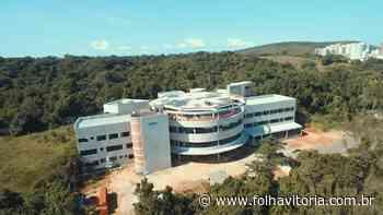 Ministério da Saúde garante repasse para concluir Hospital Guarapari - Folha Vitória