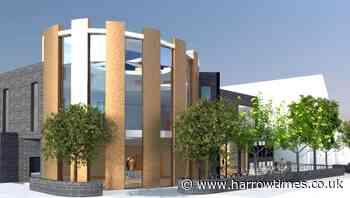 Brent Council grants Neasden St Catherine's church hall plan