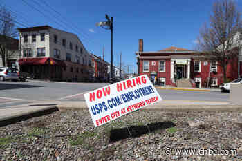 Jobless claims show surprise increase to highest level in a month