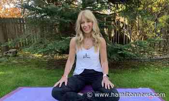 Ancaster's Christine Yanke overcomes addiction and loss to become yoga master trainer - HamiltonNews