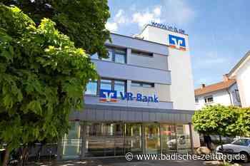 Bei der VR-Bank Schopfheim-Maulburg gibt es kaum Widerstand gegen die Fusion - Schopfheim - Badische Zeitung