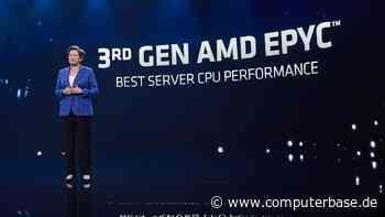 """Google Cloud: AMD Epyc 7003 """"Milan"""" in neuen T2D-Instanzen [Notiz]"""