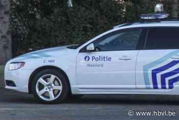 Dronken man loopt weg voor politie en laat hond achter - Het Belang van Limburg