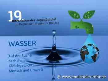 Wasser - Auf der Suche nach dem Gleichgewicht: Mensch und Umwelt