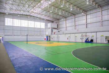 Igarassu inaugura novo equipamento de esportes na sexta-feira - Diário de Pernambuco