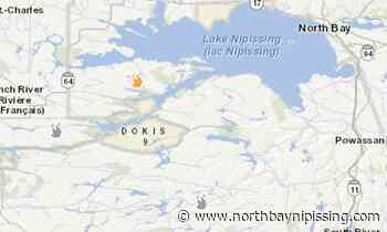 Northern Parry Sound region fire now out but new fire south of Lake Nipissing - NorthBayNipissing.com