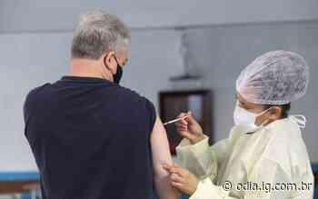 Vacinação dos profissionais da Educação - O Dia