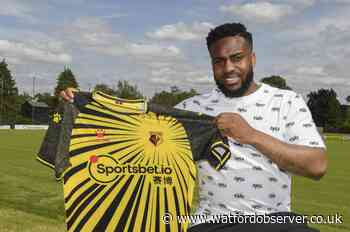 Danny Rose hopes Watford can put him 'on the map'